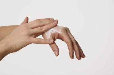 crème visage, crème main