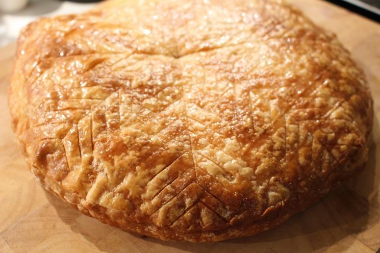 Recette galette frangipane