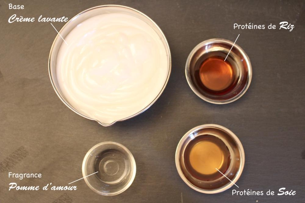 Shampooing bio - Low Poo - Ingrédients