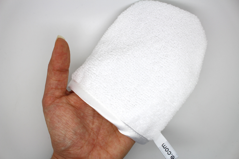 Lingettes démaquillantes lavables réutilisable